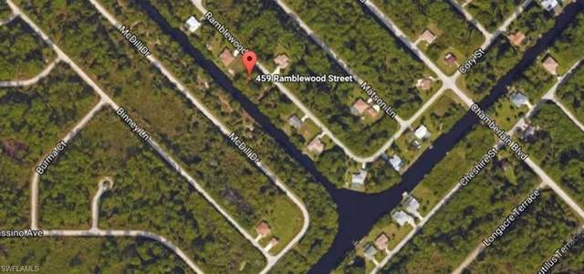 459 Ramblewood St, Port Charlotte, FL 33953 (MLS #221001139) :: Domain Realty