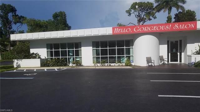 2400 Tamaimi Trl N #102, Naples, FL 34103 (MLS #221001149) :: Clausen Properties, Inc.