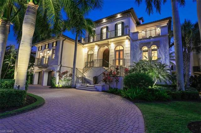 172 Seabreeze Ave, Naples, FL 34108 (MLS #221001280) :: Domain Realty