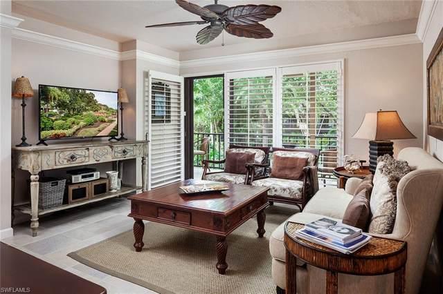 600 Neapolitan Way #231, Naples, FL 34103 (MLS #221001437) :: Clausen Properties, Inc.
