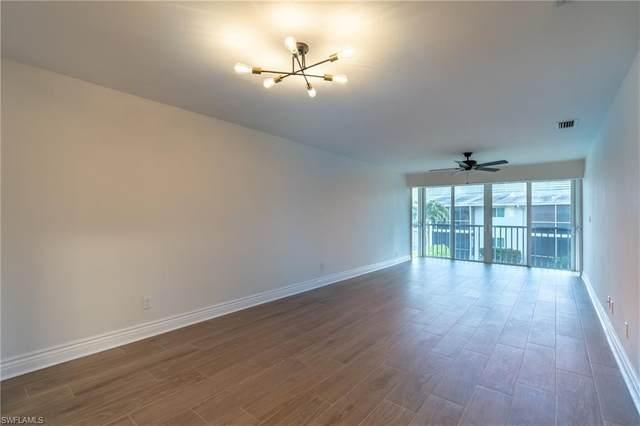 1417 Chesapeake Ave #205, Naples, FL 34102 (MLS #221001602) :: Medway Realty
