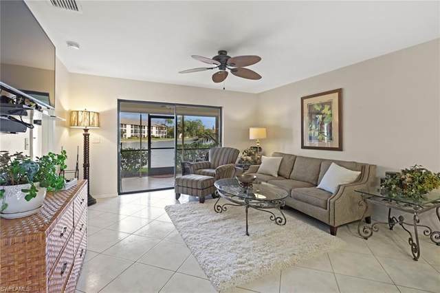 181 Fox Glen Dr 1-181, Naples, FL 34104 (MLS #221001715) :: Avantgarde