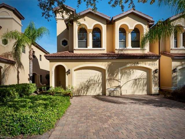 27021 Serrano Way #201, Bonita Springs, FL 34135 (MLS #221002171) :: Premier Home Experts