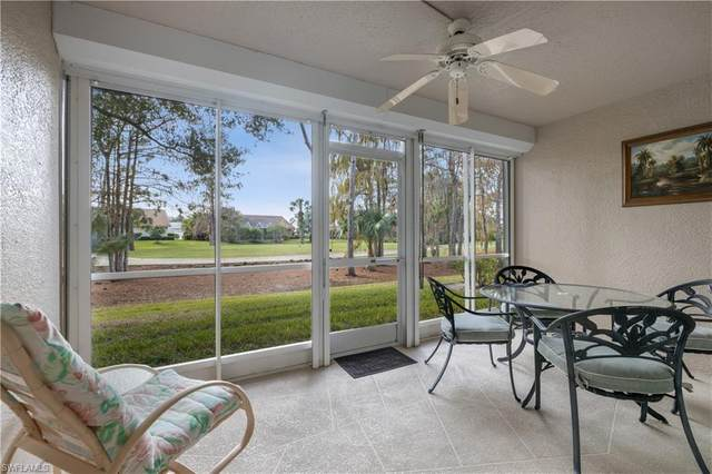 6900 Dennis Cir J-101, Naples, FL 34104 (MLS #221002330) :: Avantgarde
