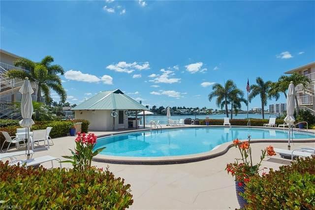 322 Harbour Dr 103A, Naples, FL 34103 (#221002399) :: The Dellatorè Real Estate Group