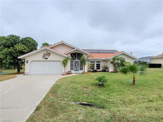 629 Charles Sise St, Lehigh Acres, FL 33974 (MLS #221002464) :: RE/MAX Realty Group