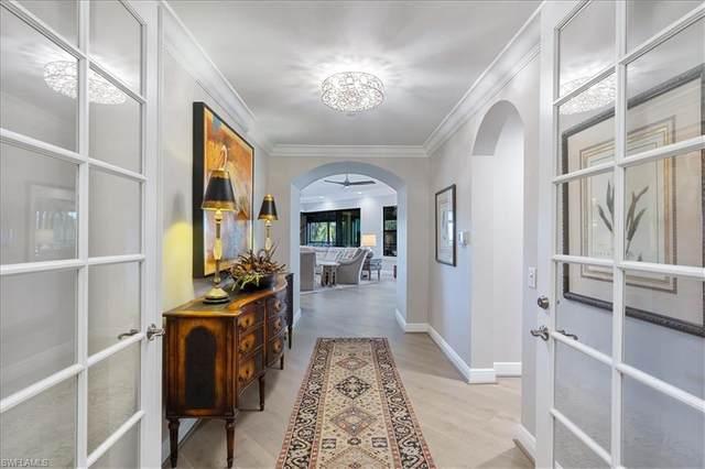 16445 Carrara Way #102, Naples, FL 34110 (MLS #221002484) :: Dalton Wade Real Estate Group