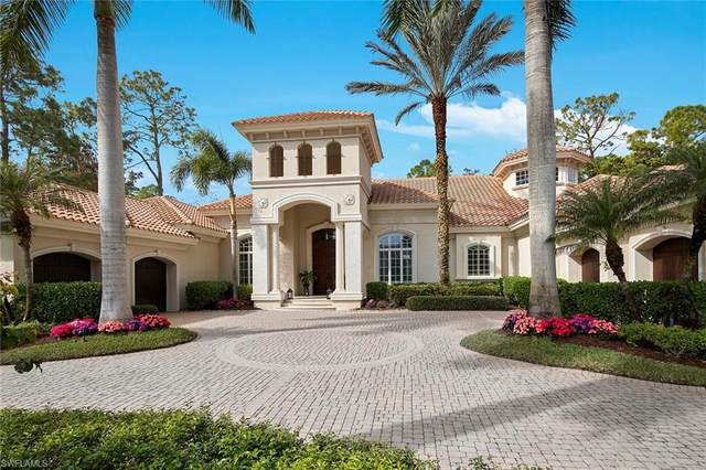 2915 Indigobush Way, Naples, FL 34105 (#221002770) :: The Dellatorè Real Estate Group