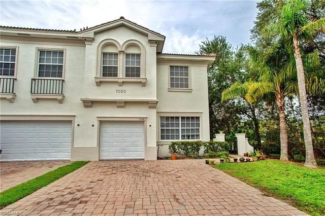 7020 Ambrosia Ln #1108, Naples, FL 34119 (MLS #221002781) :: Clausen Properties, Inc.