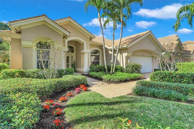 237 Charleston Ct, Naples, FL 34110 (MLS #221002905) :: Dalton Wade Real Estate Group