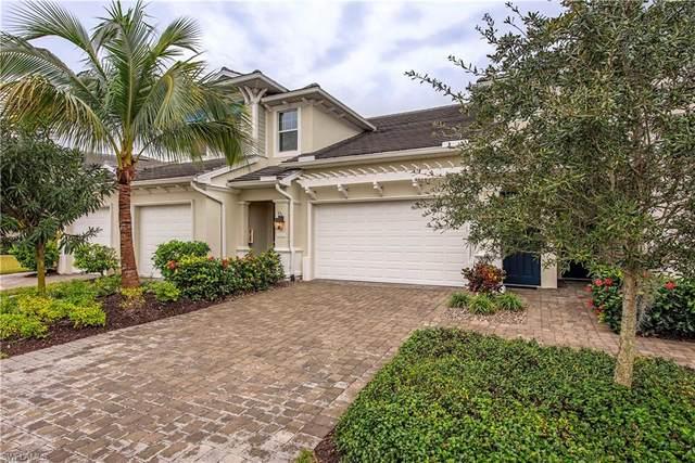 6922 Avalon Cir #205, Naples, FL 34112 (#221002906) :: The Dellatorè Real Estate Group
