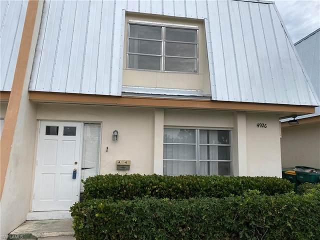 4926 Hawaii Blvd A04, Naples, FL 34112 (#221002908) :: The Dellatorè Real Estate Group