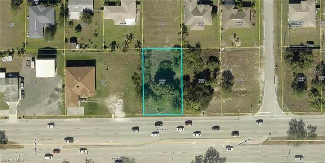 4004 N Lee Blvd, Lehigh Acres, FL 33971 (#221002938) :: Jason Schiering, PA