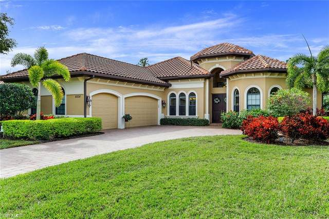 8838 Lely Island Cir, Naples, FL 34113 (MLS #221003028) :: Domain Realty
