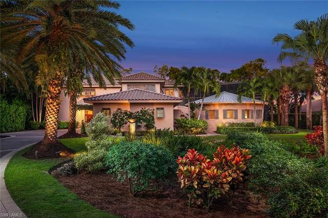 2537 Day Lily Pl, Naples, FL 34105 (MLS #221003036) :: Dalton Wade Real Estate Group