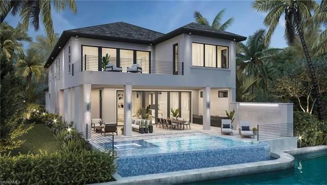 16647 Isola Bella Ln W, Naples, FL 34110 (MLS #221003039) :: Kris Asquith's Diamond Coastal Group