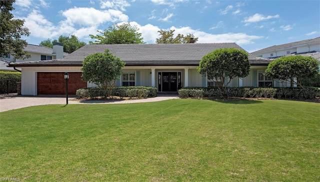508 Devils Ln, Naples, FL 34103 (MLS #221003102) :: Dalton Wade Real Estate Group