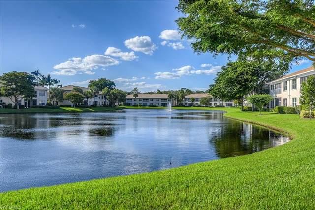 930 Carrick Bend Cir #102, Naples, FL 34110 (MLS #221003106) :: Medway Realty