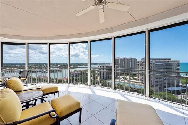 4151 Gulf Shore Blvd N #1701, Naples, FL 34103 (MLS #221003114) :: Clausen Properties, Inc.