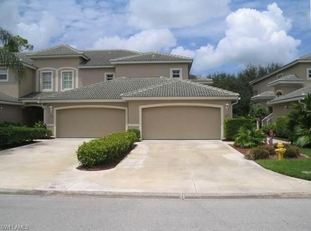 3435 Laurel Greens Ln S #103, Naples, FL 34119 (MLS #221003116) :: Domain Realty