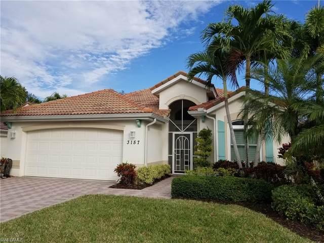 3157 Sundance Cir, Naples, FL 34109 (MLS #221003197) :: Florida Homestar Team
