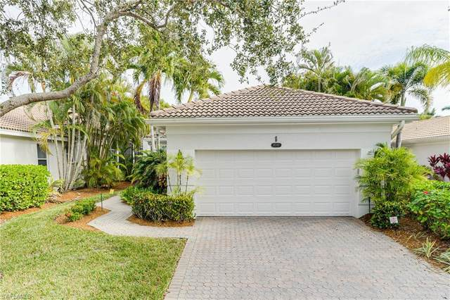 8583 Pepper Tree Way, Naples, FL 34114 (MLS #221003200) :: Premier Home Experts