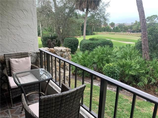109 Clubhouse Ln E-296, Naples, FL 34105 (MLS #221003229) :: Kris Asquith's Diamond Coastal Group
