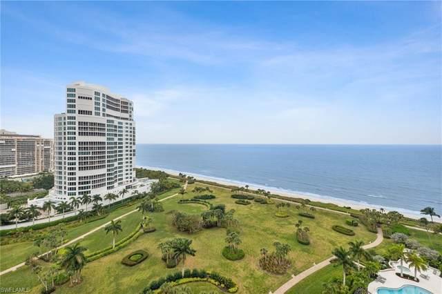 4251 Gulf Shore Blvd N 19C, Naples, FL 34103 (#221003317) :: We Talk SWFL