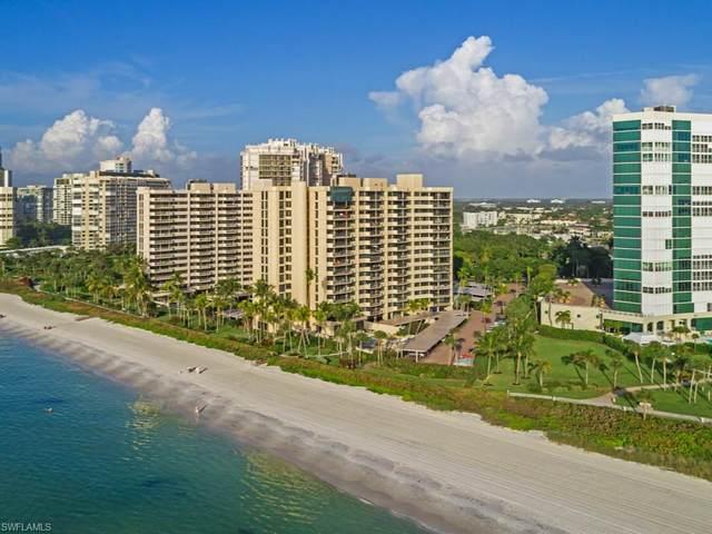 4001 Gulf Shore Blvd N #302, Naples, FL 34103 (MLS #221003326) :: Clausen Properties, Inc.