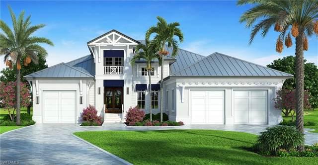 451 Harbour Dr, Naples, FL 34103 (MLS #221003337) :: Clausen Properties, Inc.