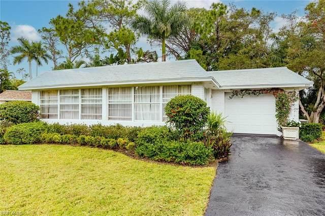 273 Yorkshire Ct #9, Naples, FL 34112 (MLS #221003381) :: Dalton Wade Real Estate Group