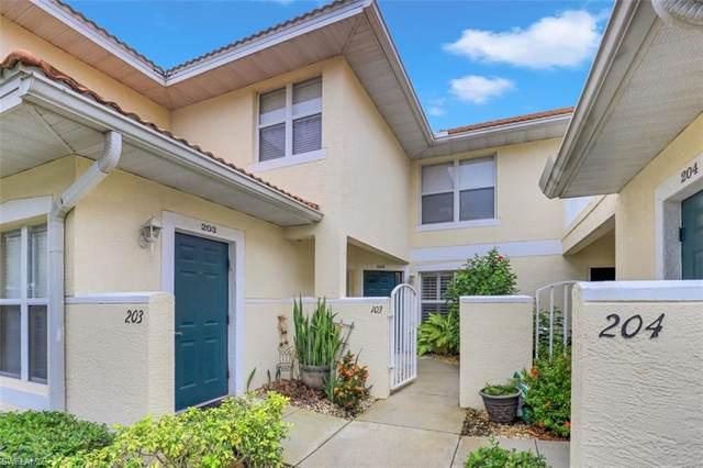 5100 Cedar Springs Dr #103, Naples, FL 34110 (#221003489) :: Caine Luxury Team