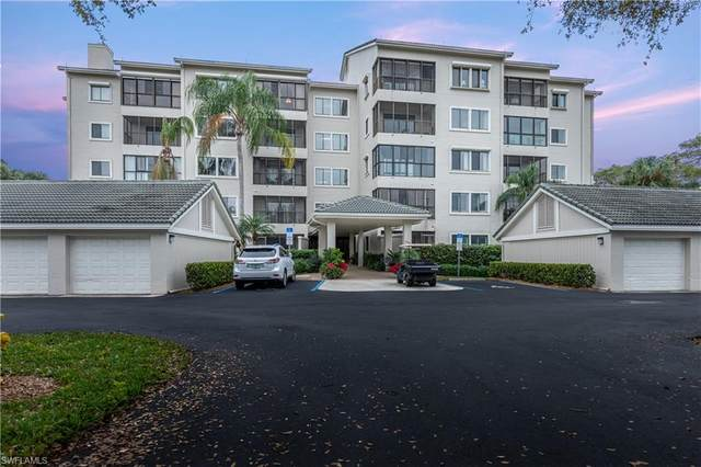 900 Arbor Lake Dr 9-406, Naples, FL 34110 (MLS #221003524) :: Tom Sells More SWFL | MVP Realty