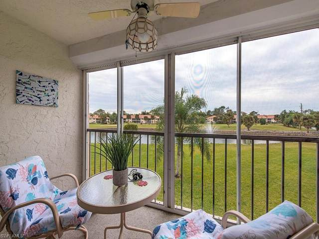 300 Forest Lakes Blvd #204, Naples, FL 34105 (MLS #221003617) :: Realty Group Of Southwest Florida