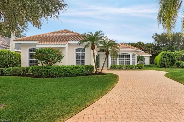 5125 Kensington High St, Naples, FL 34105 (#221003643) :: Vincent Napoleon Luxury Real Estate