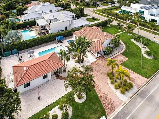 696 3rd St N, Naples, FL 34102 (MLS #221003677) :: Dalton Wade Real Estate Group