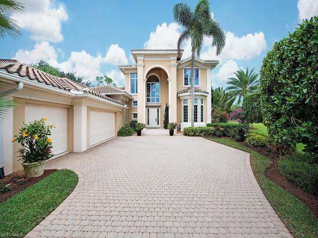 539 Eagle Creek Dr, Naples, FL 34113 (MLS #221003777) :: Waterfront Realty Group, INC.