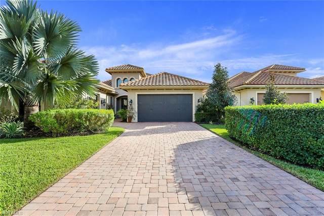 12410 Lockford Ln, Naples, FL 34120 (#221003792) :: Caine Luxury Team