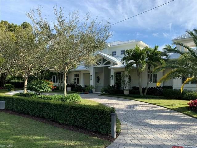 550 4th Ave N, Naples, FL 34102 (#221003831) :: The Dellatorè Real Estate Group
