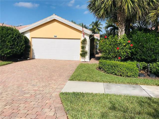 7515 Firenze Ln, Naples, FL 34114 (MLS #221003833) :: Premier Home Experts