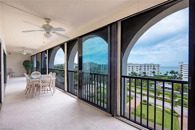 3430 Gulf Shore Blvd N 7H, Naples, FL 34103 (#221003959) :: The Dellatorè Real Estate Group
