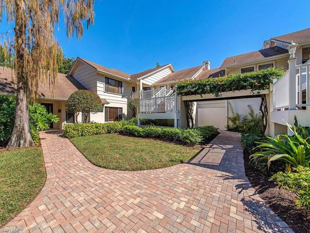 102 Courtside Dr., Naples, FL 34105 (MLS #221004058) :: NextHome Advisors
