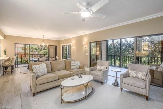 6820 Pelican Bay Blvd #125, Naples, FL 34108 (MLS #221004078) :: Clausen Properties, Inc.