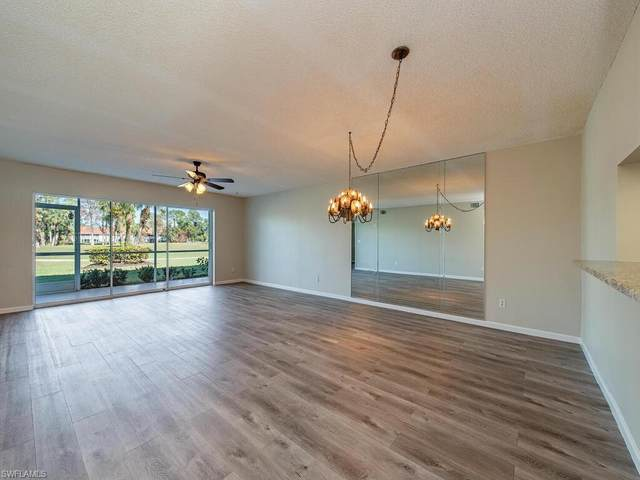4556 Andover Way E-105, Naples, FL 34112 (#221004115) :: The Dellatorè Real Estate Group