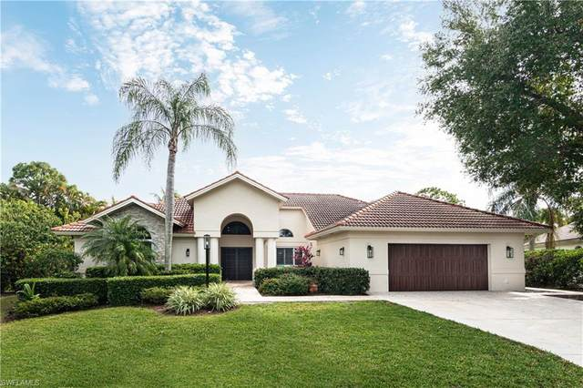 2145 Laguna Way, Naples, FL 34109 (MLS #221004153) :: Dalton Wade Real Estate Group