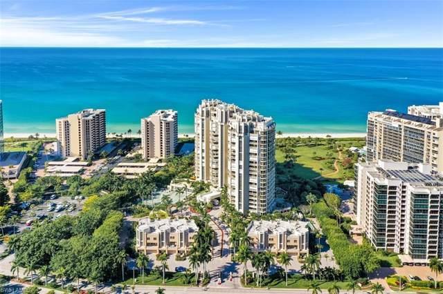 4021 Gulf Shore Blvd N #505, Naples, FL 34103 (#221004206) :: The Dellatorè Real Estate Group