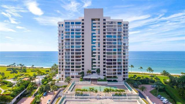 4301 Gulf Shore Blvd N Ph-2, Naples, FL 34103 (#221004217) :: The Dellatorè Real Estate Group