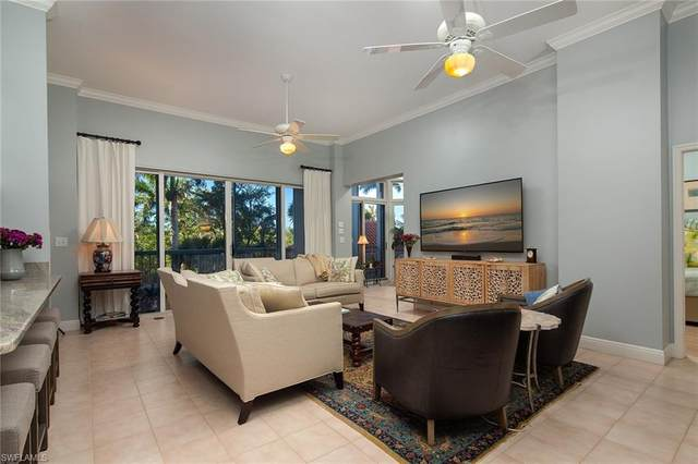 6585 Nicholas Blvd #105, Naples, FL 34108 (MLS #221004355) :: Dalton Wade Real Estate Group