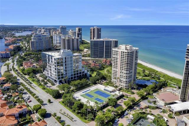 4901 Gulf Shore Blvd N #402, Naples, FL 34103 (#221004431) :: The Dellatorè Real Estate Group