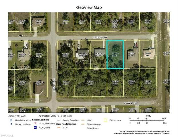 3005 37th St SW, Lehigh Acres, FL 33976 (MLS #221004449) :: Clausen Properties, Inc.